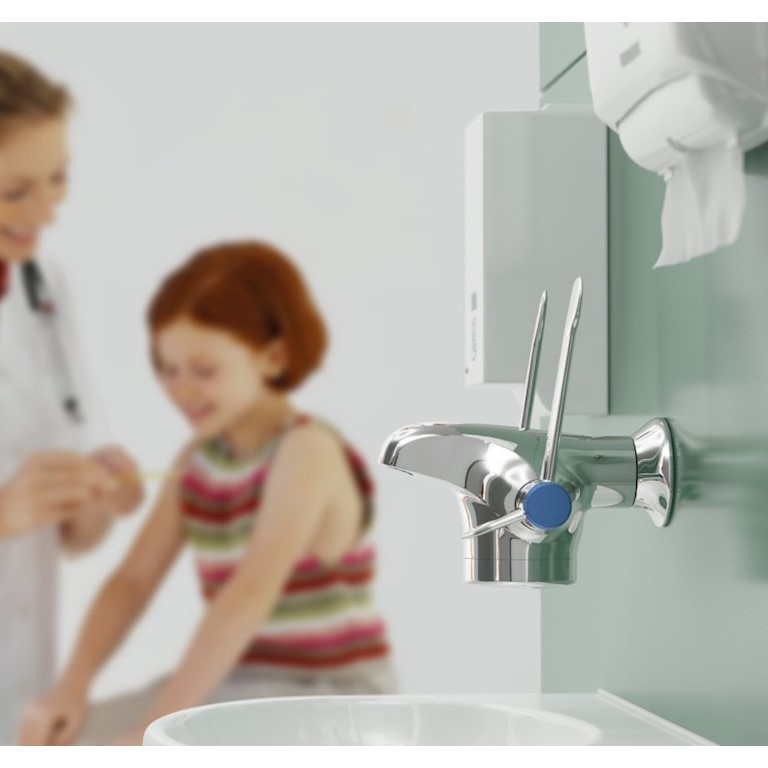 Horne Optitherm clincal handwashing tap
