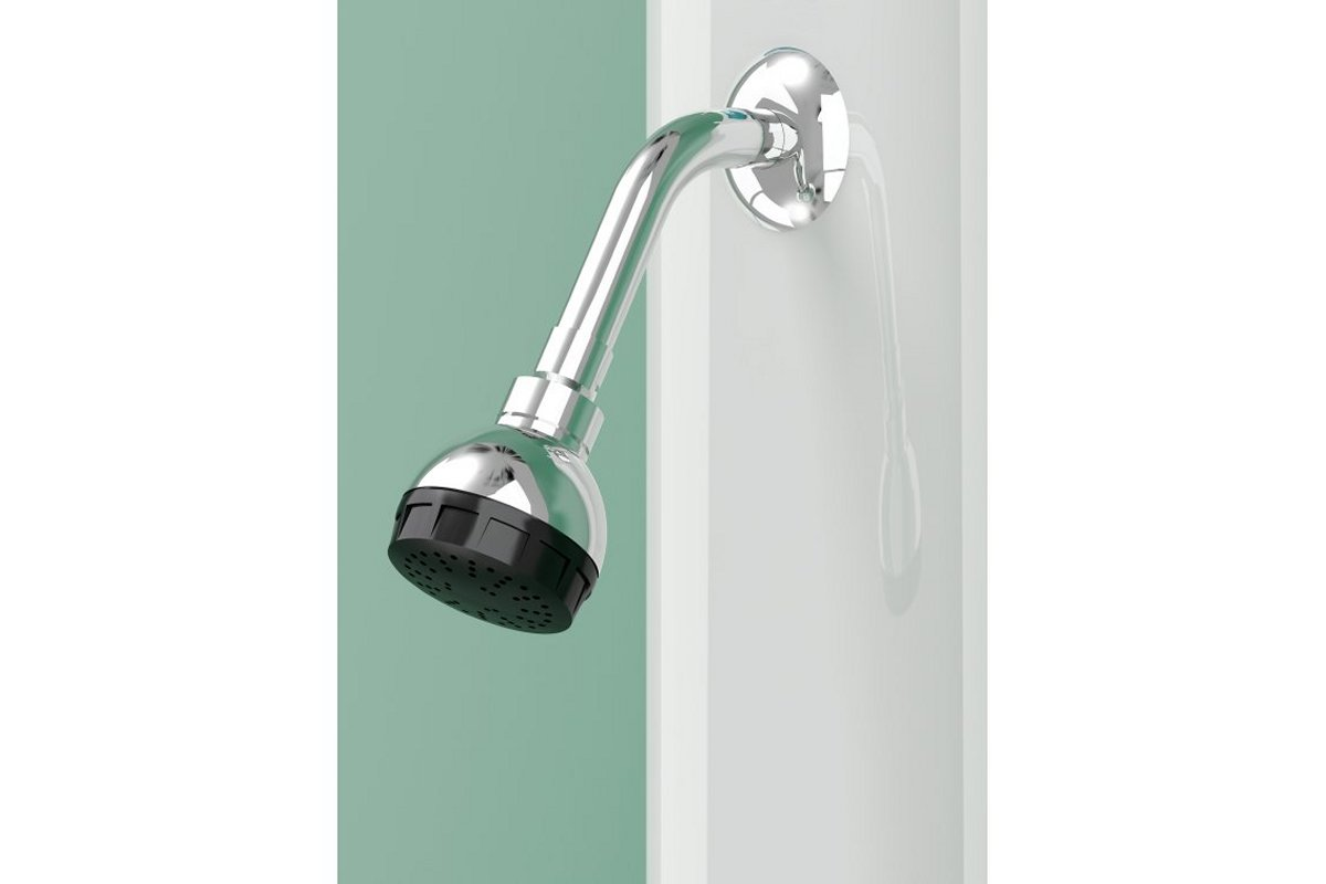 Horne Shower component -single function swivel head