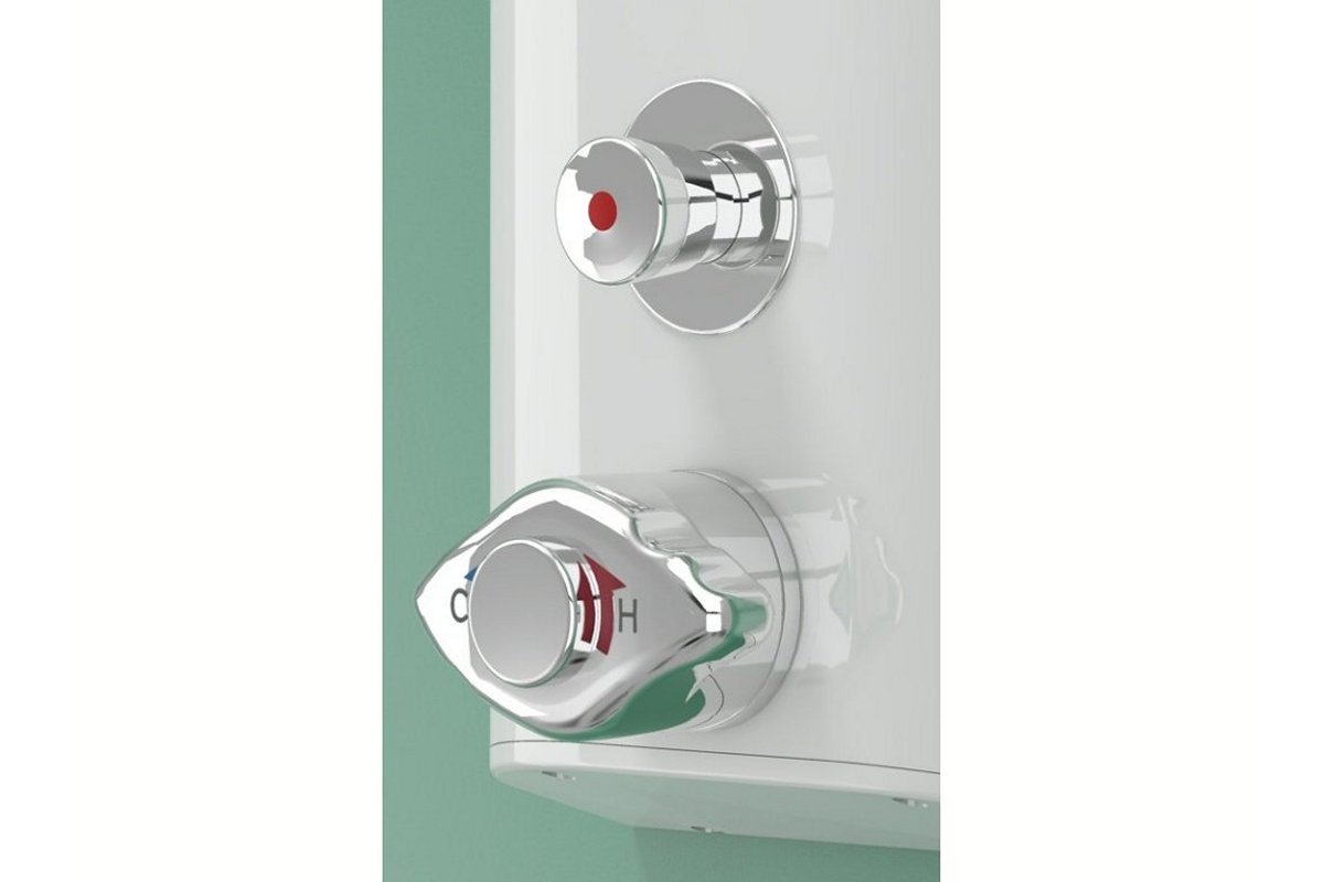 TFC with lever operated temperature control (Horne Showers)