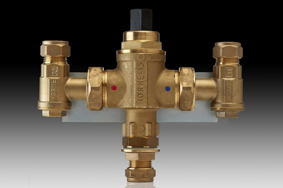 Horne H15-12B Thermostatic Mixing Valve