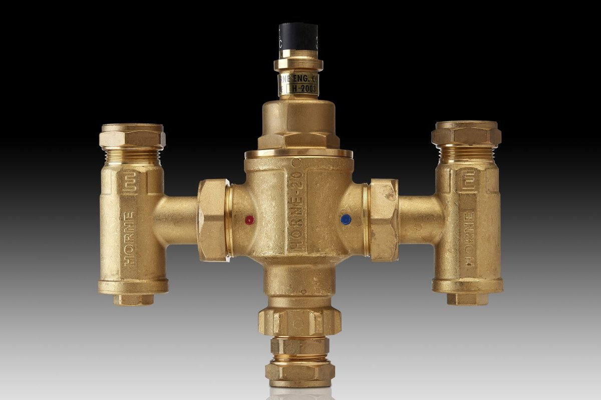 Horne 20 Thermostatic Mixing Valve H20-11B