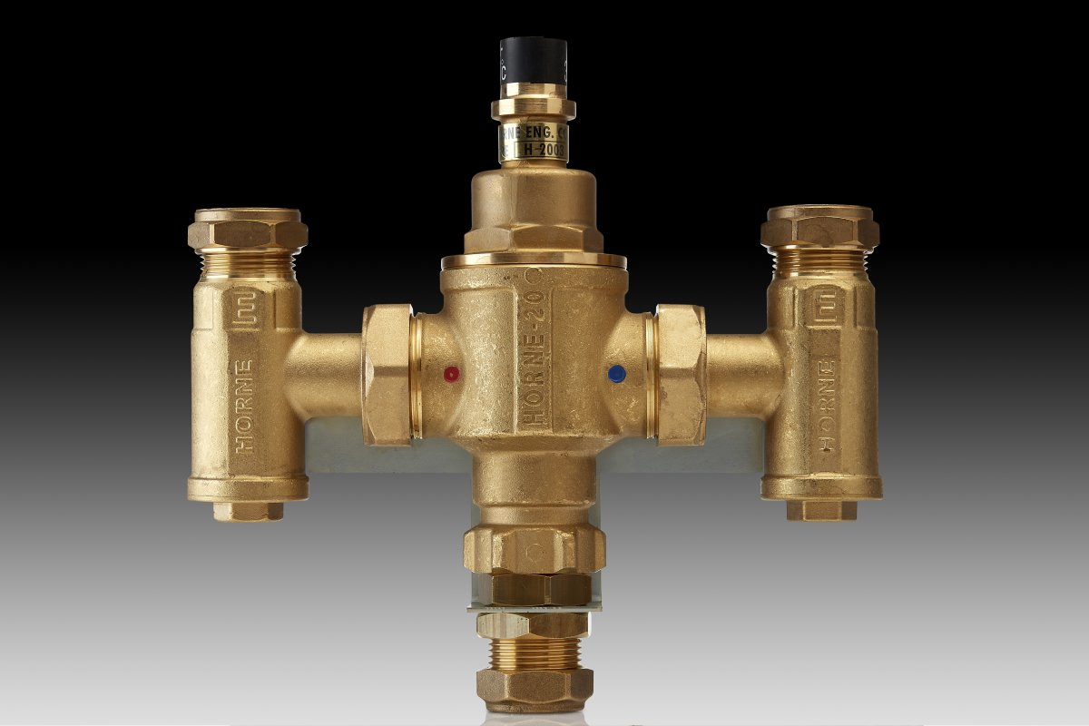 Horne 20 Thermostatic Mixing Valve H20-12B