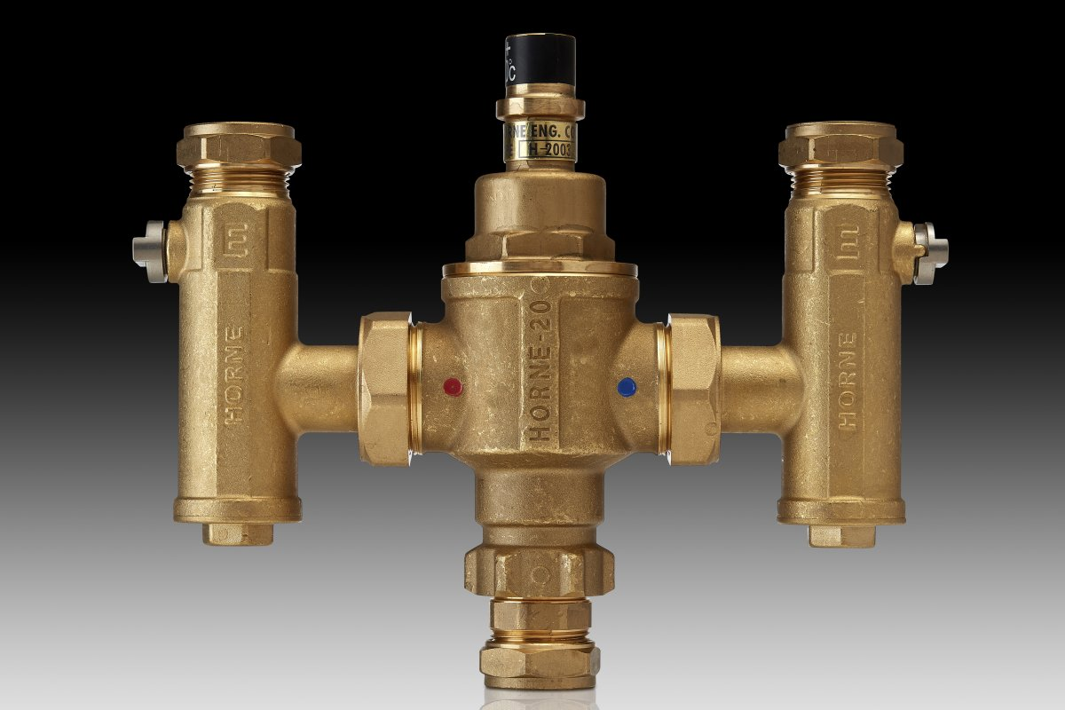 Horne 20 Thermostatic Mixing Valve H20-21B