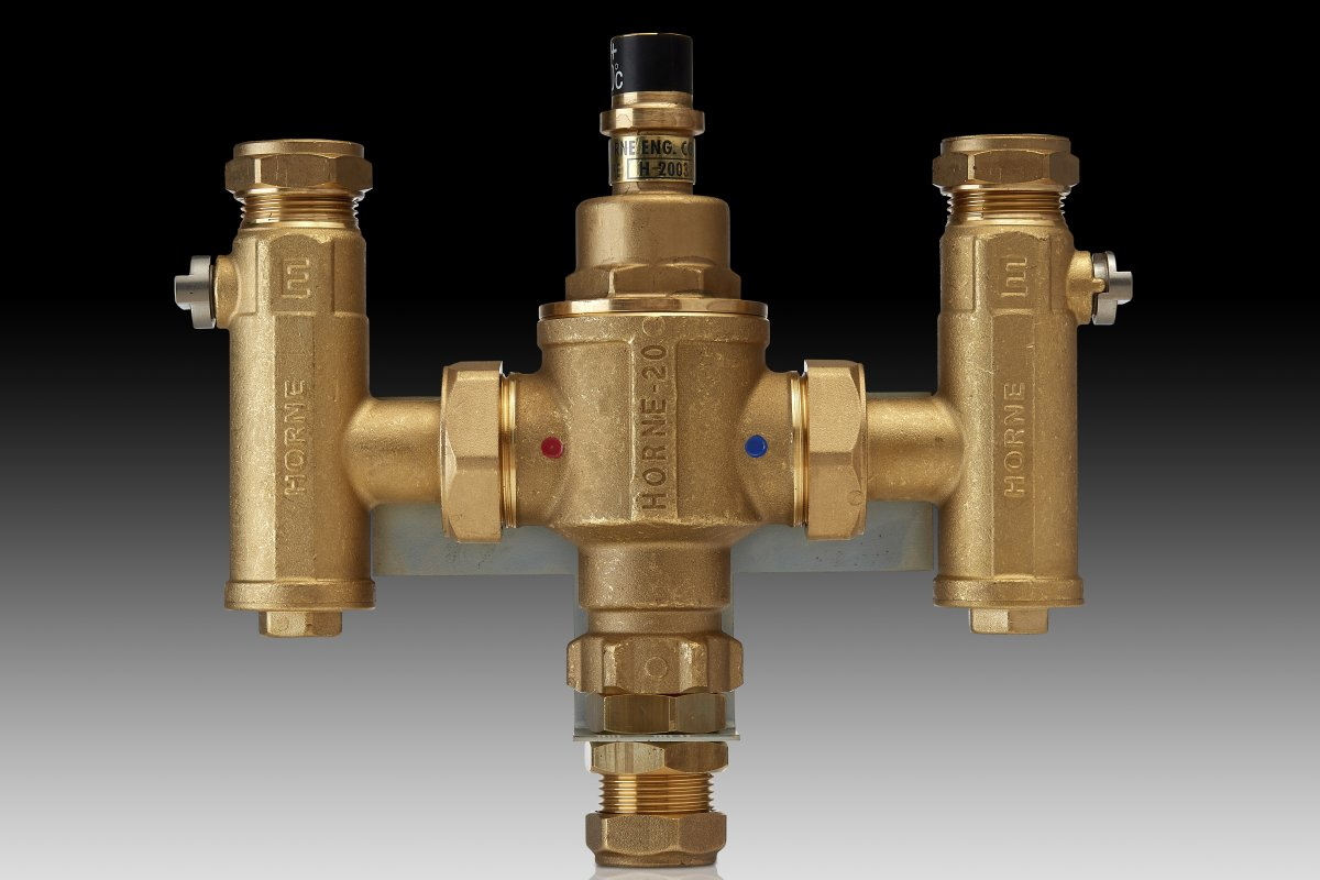 Horne 20 Thermostatic Mixing Valve H20-22B