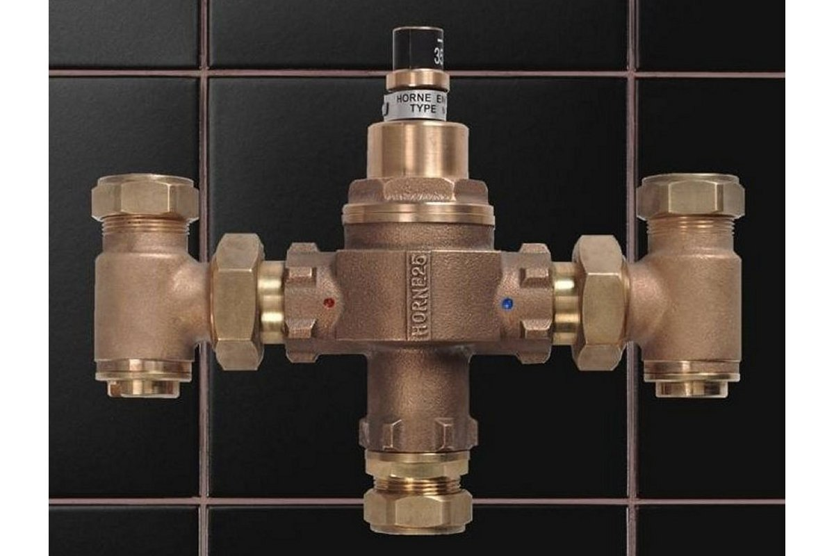 H25-11B Horne 25 Thermostatic Mixing valve
