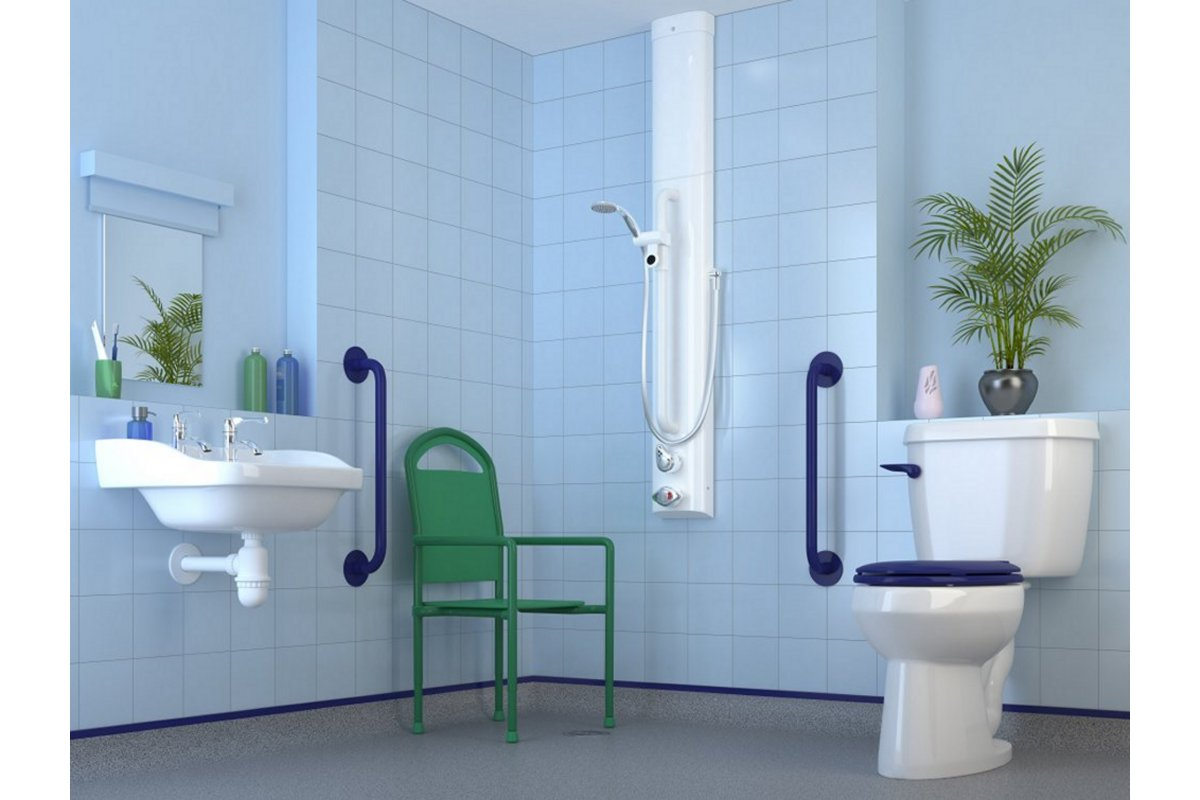 Horne Dementia Friendly Shower Room