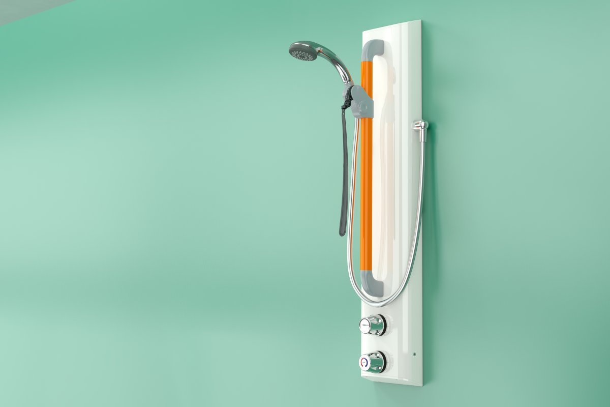 Horne T1Y8B Shower Panel